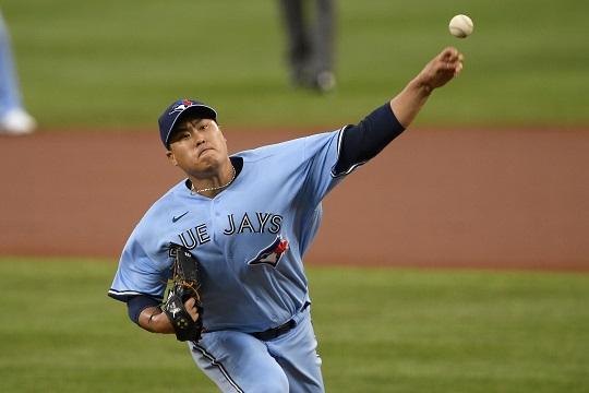 류현진, 미국 언론 선정 2020 MLB 세컨드팀